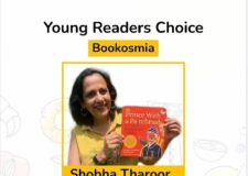 Shashi Tharoor talks about our Young Readers Choice session