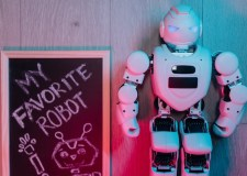 Robot Butler – Making Weekend Chores Fun | Bookosmia