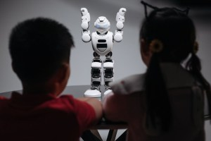 Robot butler - Making weekend chores fun