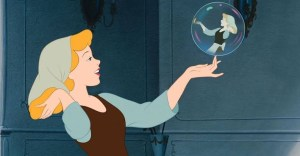 Fractured fairy tale - Evil Cinderella and her bad sense of humour.