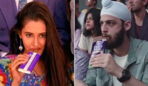 Cadbury Dairy Milk ad - breaking stereotypes with chocolate
