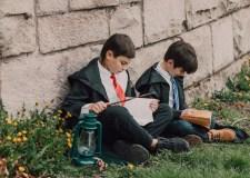 Magic School – The Boy Wizard Who Learnt To Work Hard | Bookosmia