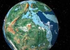 Supercontinent Pangea – What If We All Lived In Just One Continent? | Bookosmia