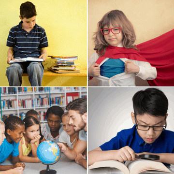 Reading Comprehension Archives | BookPagez