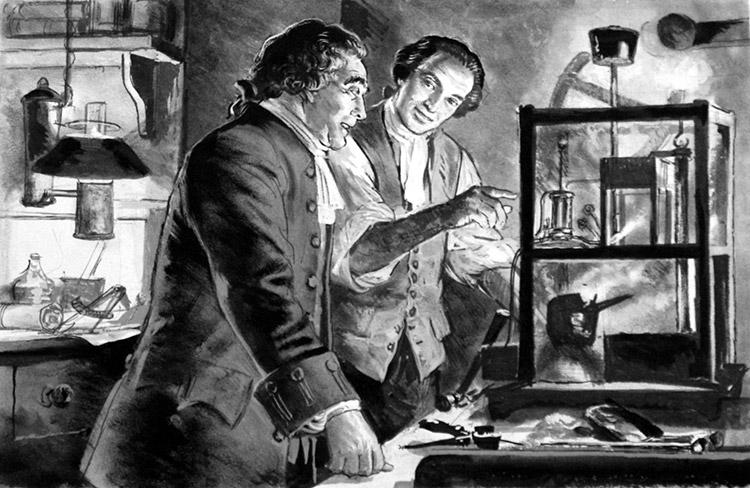 Alexander Painting James
