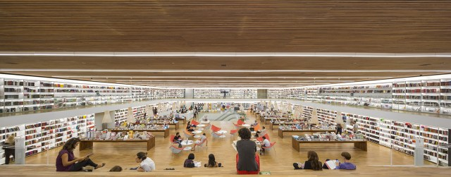 Cultura Bookstore - Studio MK27 5