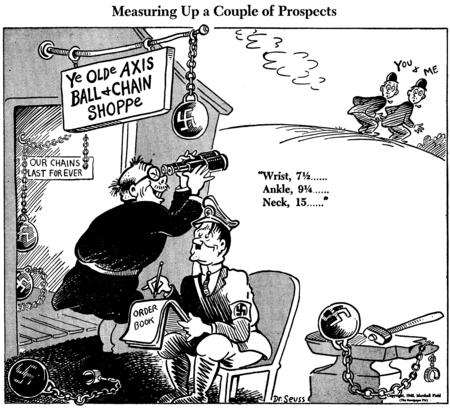 Dr suess cartoon 4