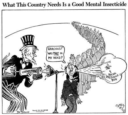 Dr suess cartoon