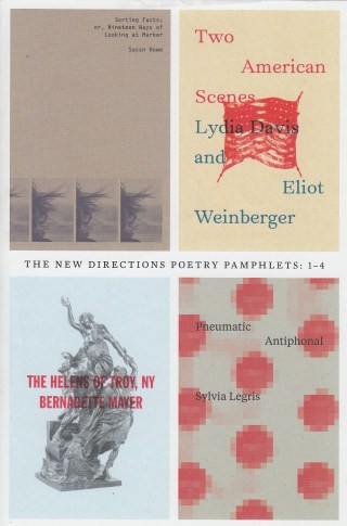 new directions poetry pamphlets