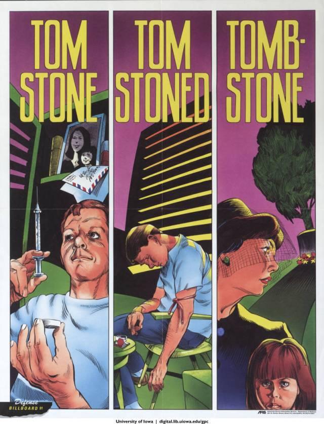Tom Stone, Tom stoned, tomb-Stone 1995