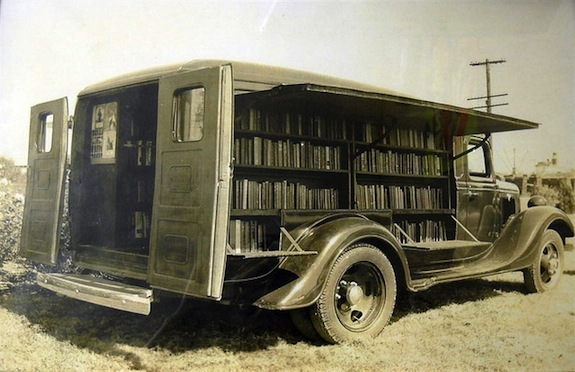 knight foundation bookmobile kitchen