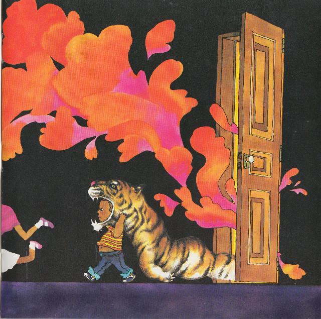 Timothy the Tiger b