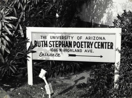 arizona poetry center