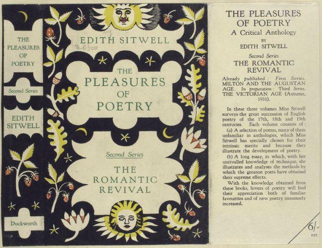 pleasures of poetry