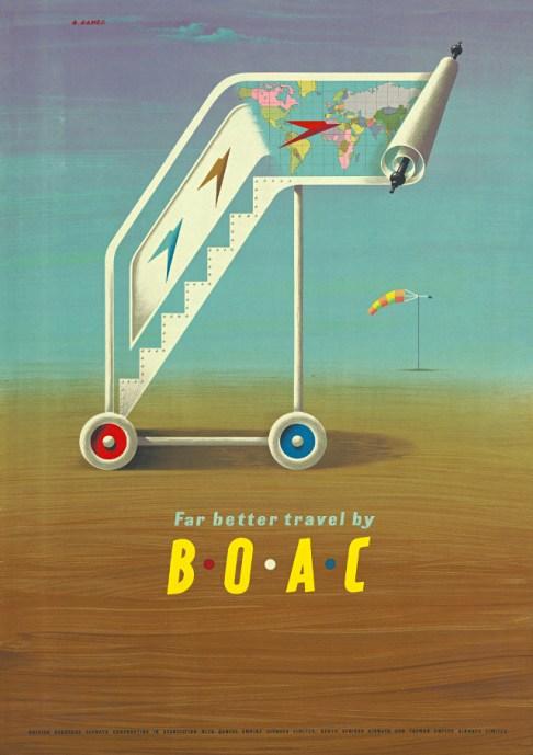 Airline Identity BOAC