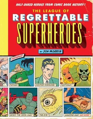 League superheros quirk books
