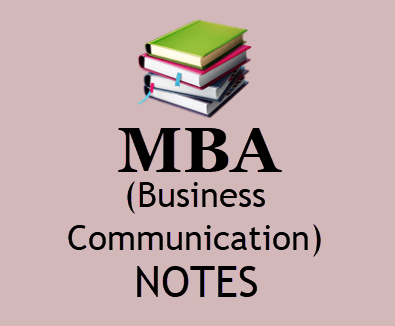 MBA Business Communication Book PDF Lecture Notes 2020| MBA 1st Semester Study Materials and Books Download