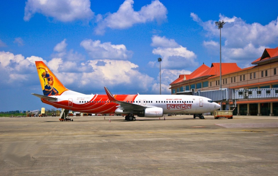 List of Domestic Airports in India Notes 2021