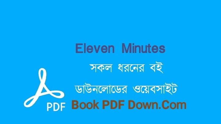 Eleven Minutes PDF Download by Paulo Coelho