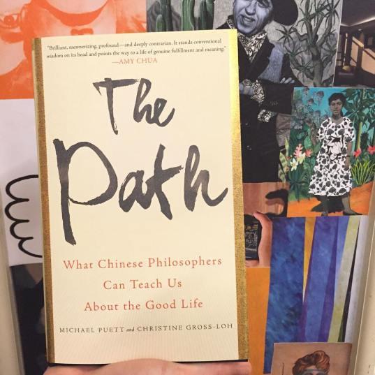 nr the path