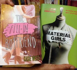 material girls and the fill in boyfriend