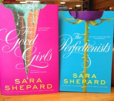 sara shepard books