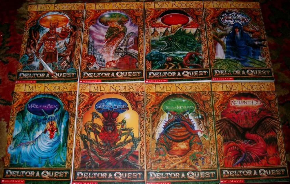 Top 10 Fantasy Series' (6/6)