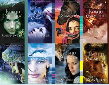 Top 10 Fantasy Series' (5/6)
