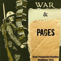 Challenges Update # 21 - Week 10 of War & Pages + New Books for New Books November!