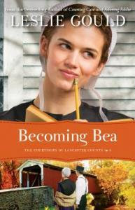 Book Cover Becoming Bea