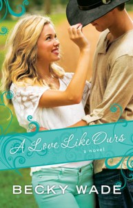 Book Cover A Love Like Ours