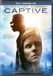 DVD Cover Captive