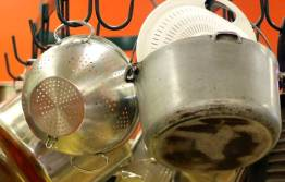 Pots & Pans Hanging Free Use - Copy