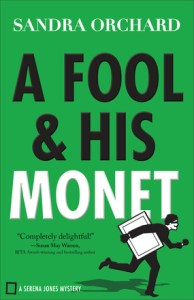 Book Cover A Fool & His Monet