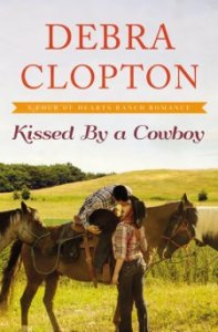 Book Cover Kissed by a Cowboy