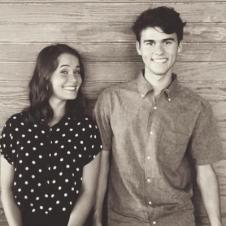 Book Young & Beardless John Luke & Wife