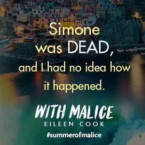 With Malice, We Were Liars, YA Book, Eileen Cook, Summer, Beach Read ___(4)