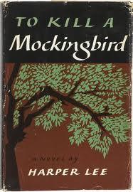 To Kill a Mockingbird cover