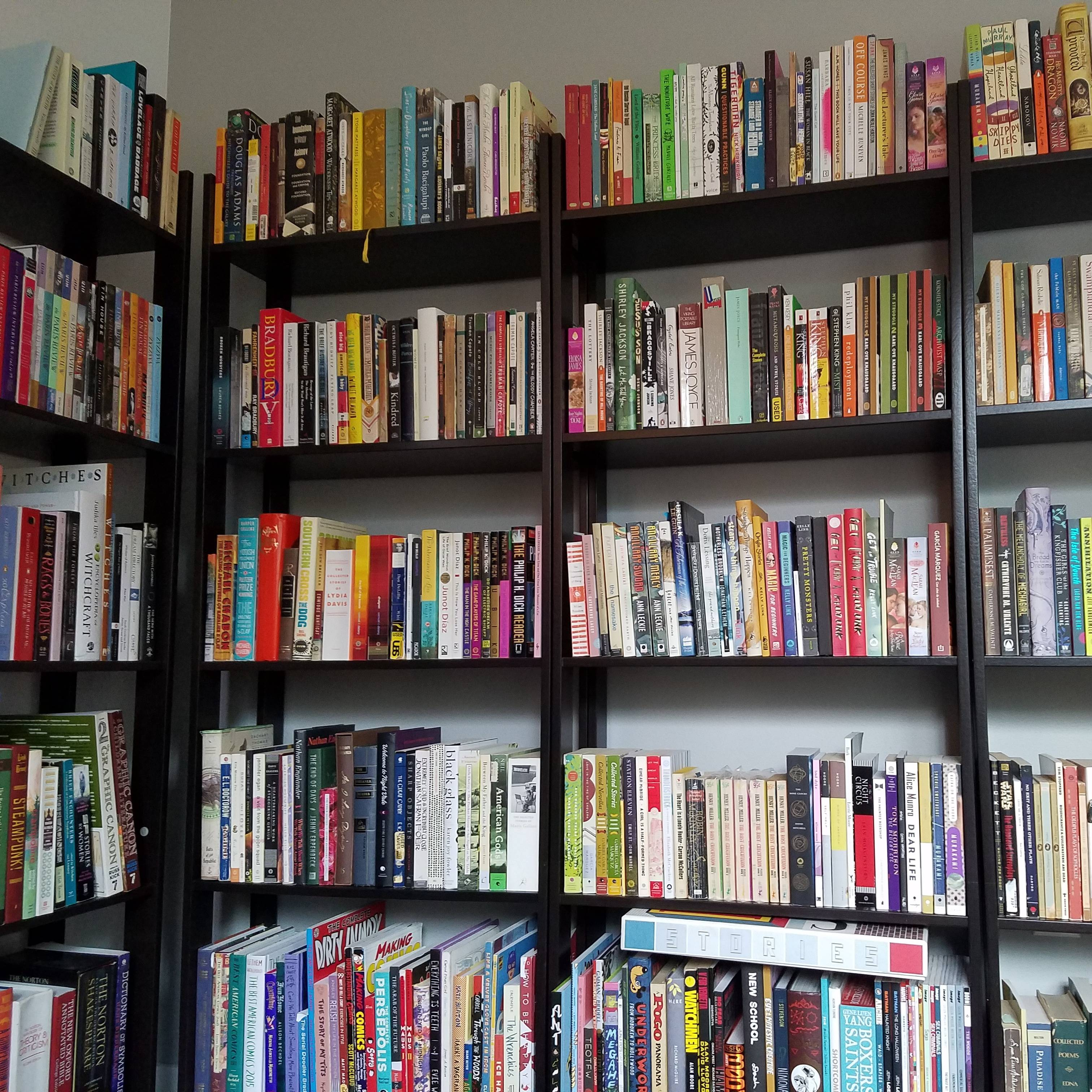 A Librarian S Top 5 Tips To Help You Build A Home Library