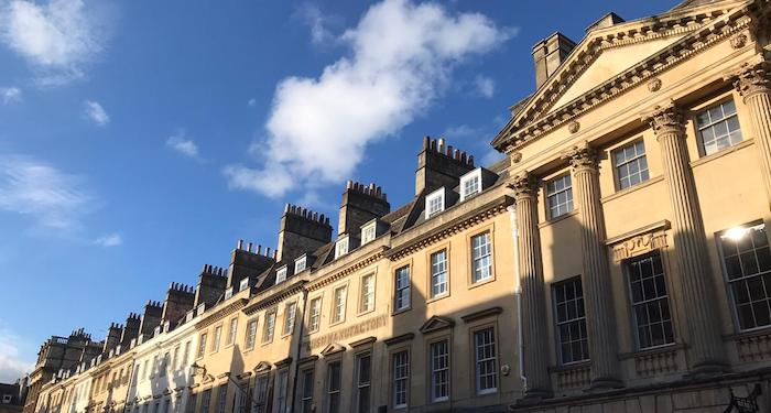 Literary Tourism: Bath, UK