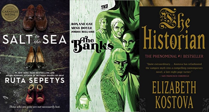 Book Riot's Deals of the Day for March 7, 2021