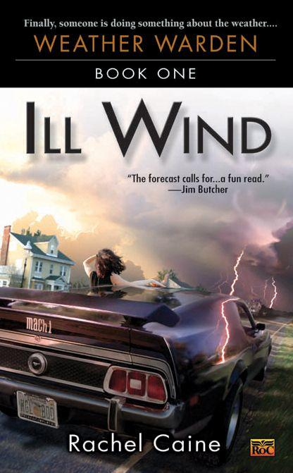 Ill Wind by Rachel Caine Cover