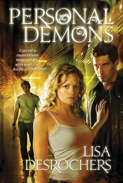 Personal Demons by Lisa Desrochers Cover