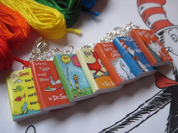 Dr Seuss Bracelet