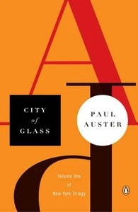 City of Glass Paul Auster Cover