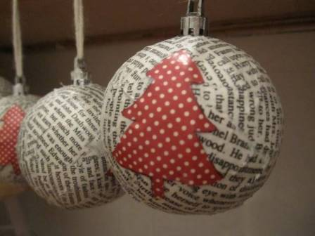 Bookish Ornament 2