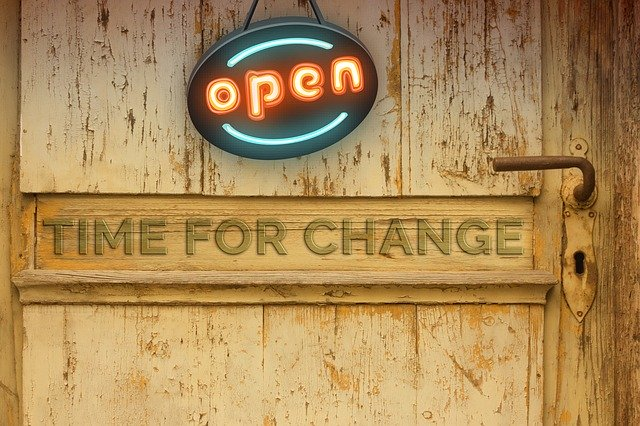 time to change how to raise your sale