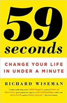 59 seconds think a little, change a lot
