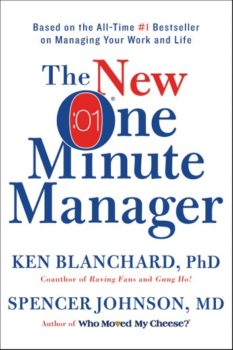 The One Minute Manager - Ken Blanchard