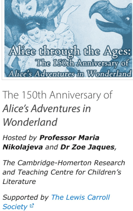 Alice Through the Ages